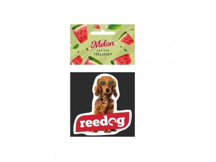 Reedog Air Fresh Vůně do auta Meloun