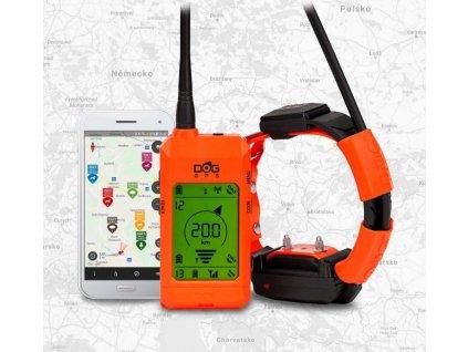 Dogtrace DOG GPS X30T - s výcvikovým modulem