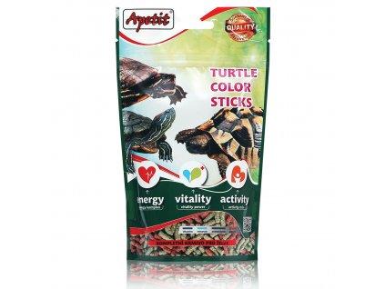 Apetit Turtle color sticks 120g