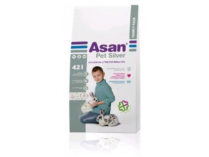 Asan Pet Silver Family, 42l