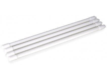 Bidýlka UH bílá, 30cm, 4ks