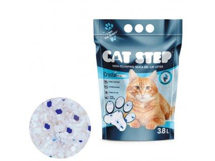 Cat Step Crystal Blue 1,67kg / 3,8l
