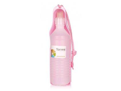 Cestovní láhev na vodu, 500ml