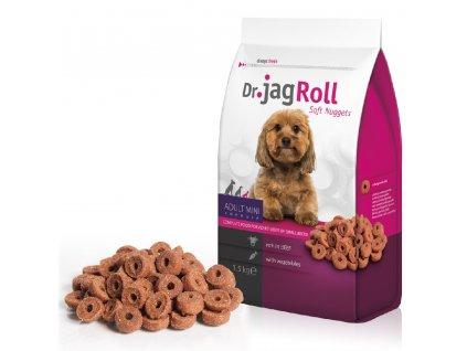 Dr.Jag Roll polosuché kroužky 1,5 kg