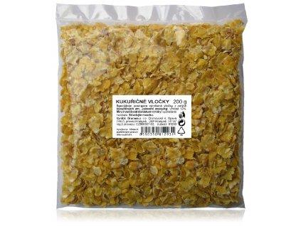 Granum kukuřičné vločky, 200g