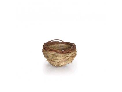Hnízdo travní s lemem