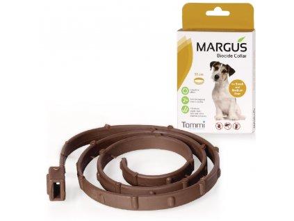 MARGUS Biocide Collar Dog S-M, 55cm