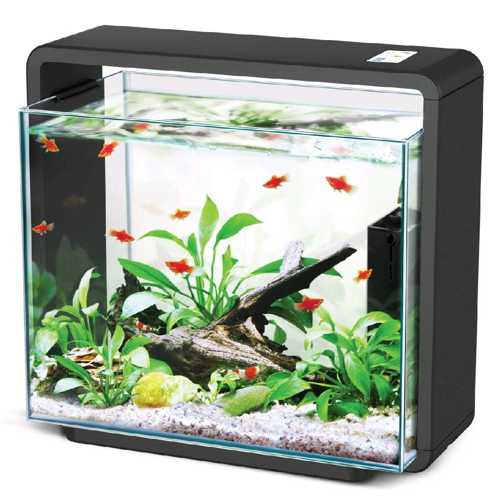 Natur Biotop akvárium E-40 black