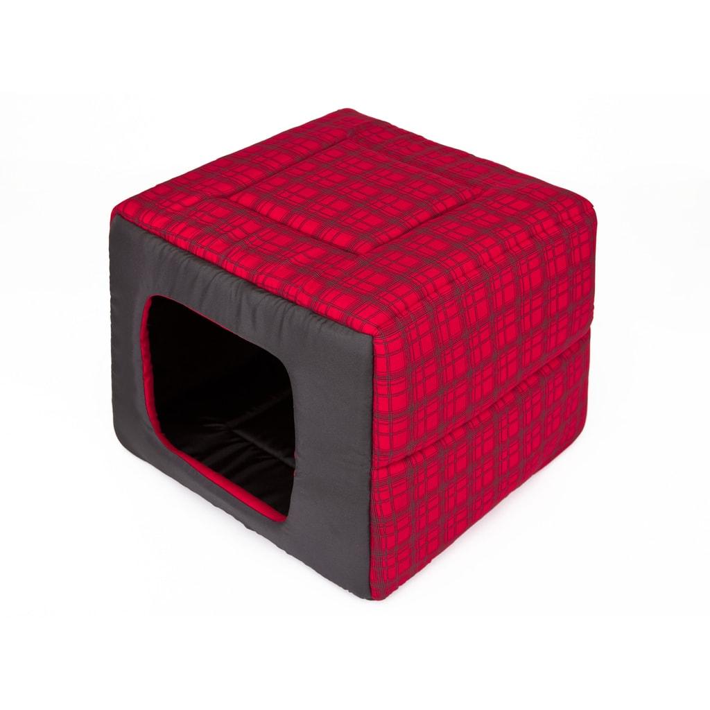 Bouda pro psa Reedog 2v1 Red Velikost: XL