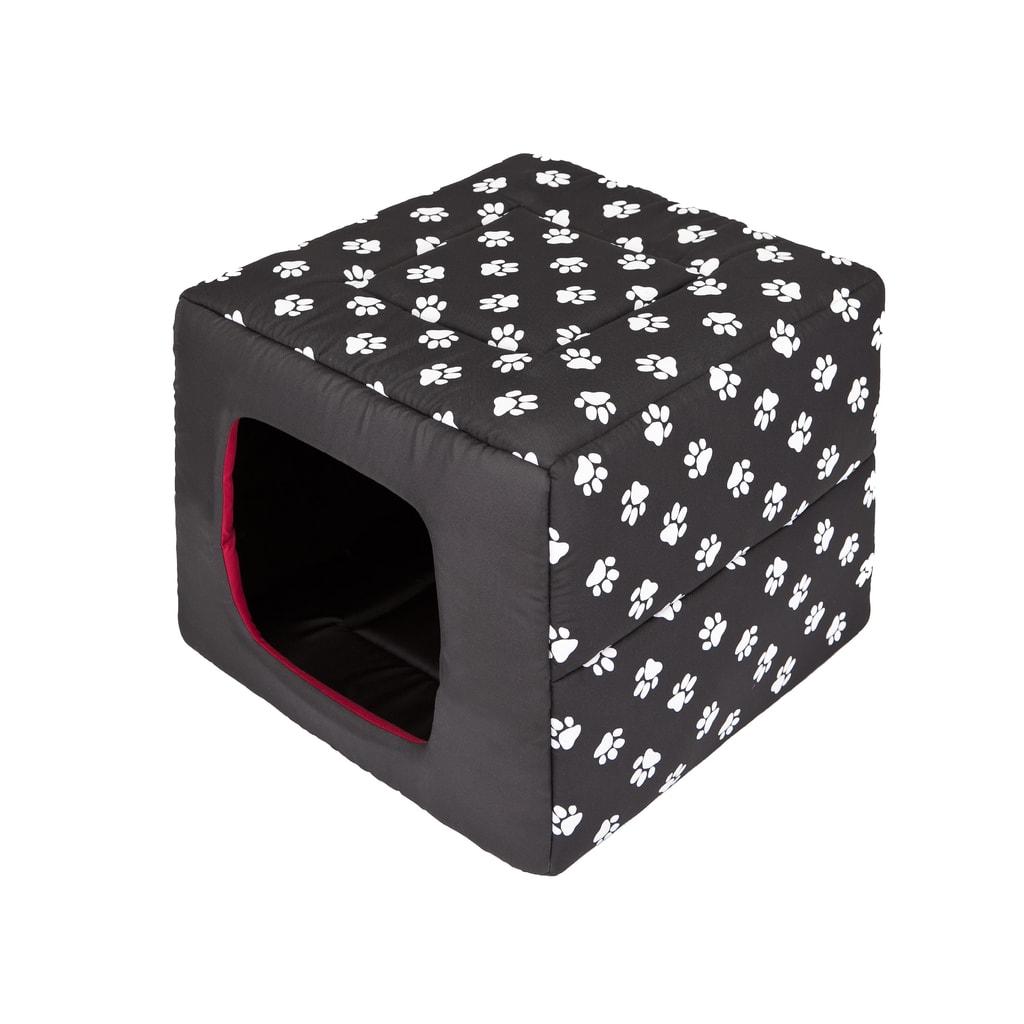 Bouda pro psa Reedog 2v1 Black Velikost: XL