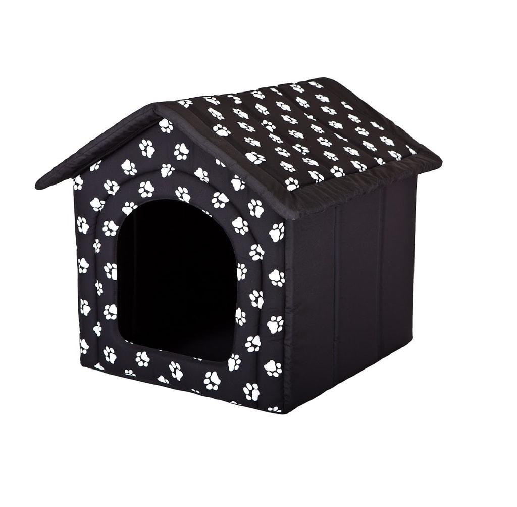 Domeček pro psa Reedog Black Paw Velikost: XL