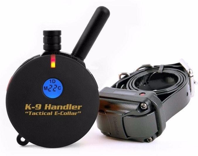 E-Collar Tactical K9-800 Počet psů: pro 2 psy