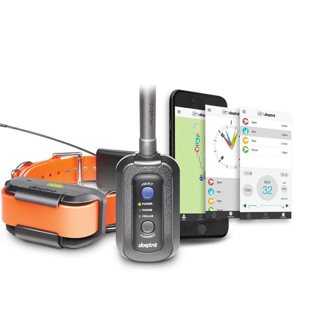 Dogtra Pathfinder - GPS a výcvikový obojek Počet psů: pro 1 psa