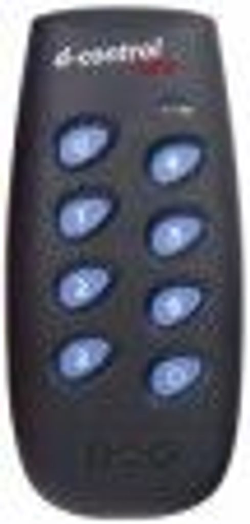 Vysílač d-control easy