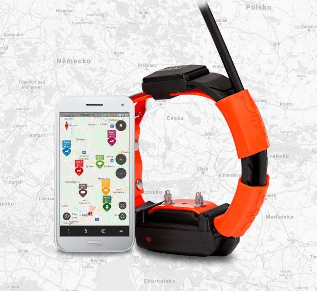 Obojek pro dalšího psa DOG GPS X30T Nevyplněno: -