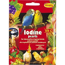 Iodine Pearls pro exoty, 50g