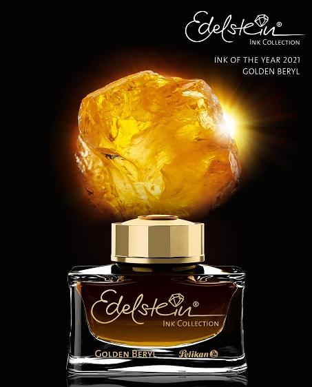 Inkoust Edelstein Golden Beryl