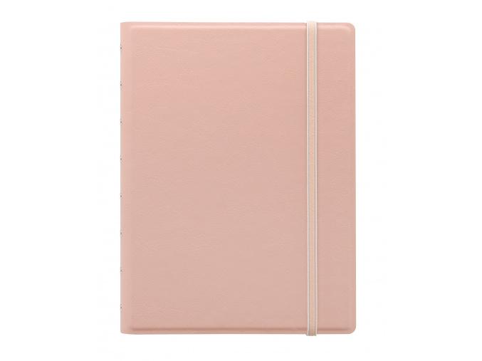 115110 Filofax Notebook A5 Peach1 w