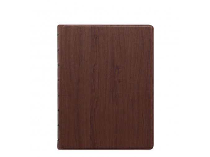 115087 Filofax Notebook Architexture A5 Rosewood2 w