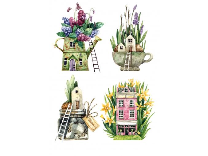 Jarní domky