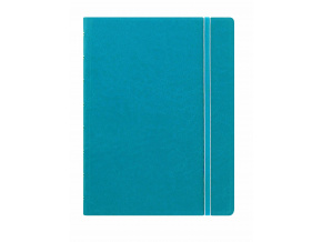 115012 Filofax Notebook A5 Aqua w