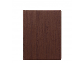 115087 Filofax Notebook Architexture A5 Rosewood2 w