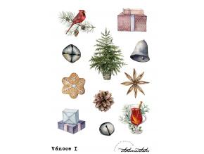 Vánoce I eshop fotka