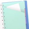 115051 Filofax Notebook A5 Vista Blue w