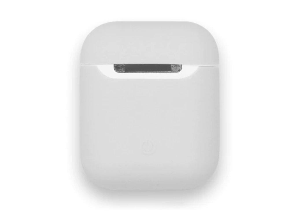 Apple Airpods 2019 - obal bílý