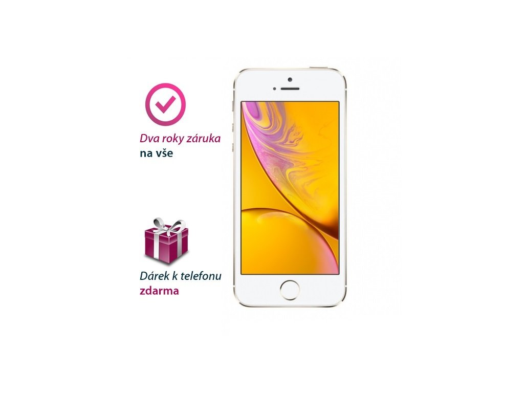 iphoneSEgold