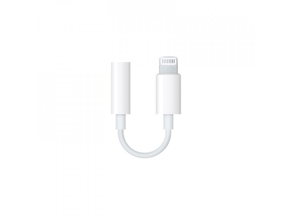 Apple Lighting to 3,5MM adapter, MMX62ZM/A