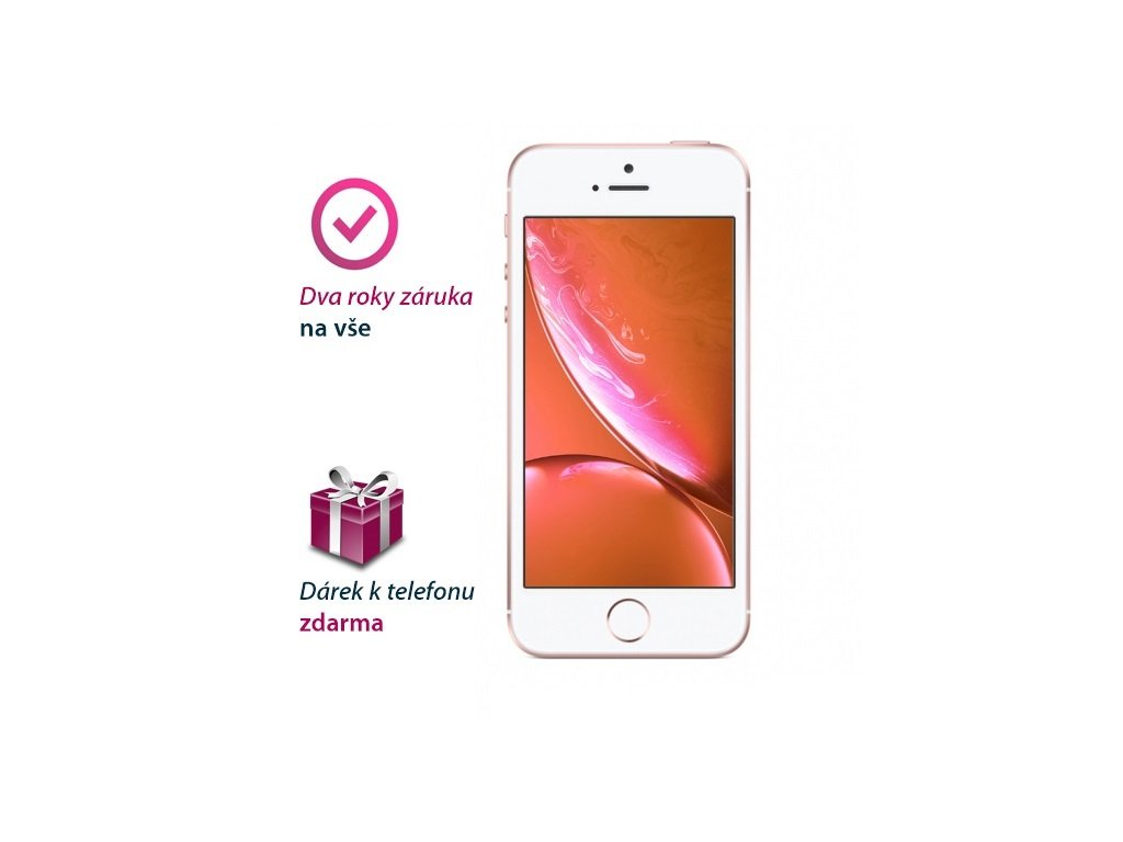 iphoneSErosegold