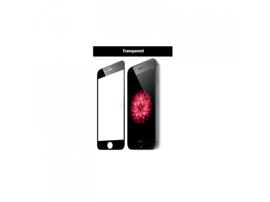 iPhone 7,8 3D Tvrzené sklo Premium Tempered Glass