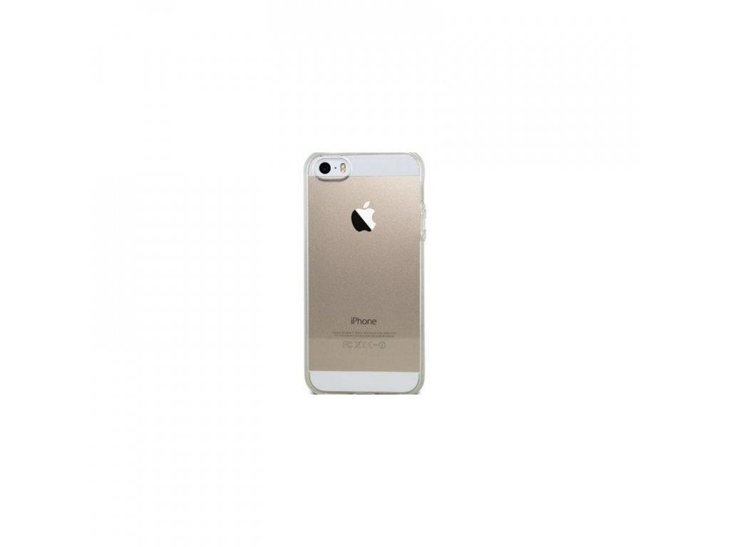 Pouzdro Acase iPhone 5/5S Silikonové