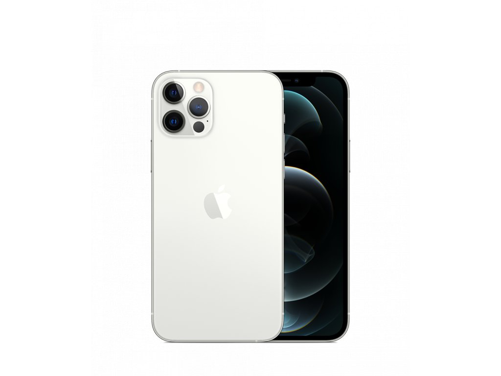 iphone 12 pro silver hero