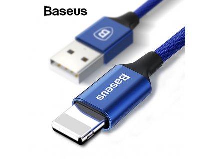 Nylonový kabel Baseus lightning proti překlesání 60cm