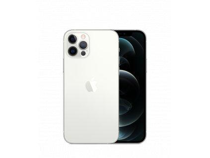 iphone 12 pro silver hero