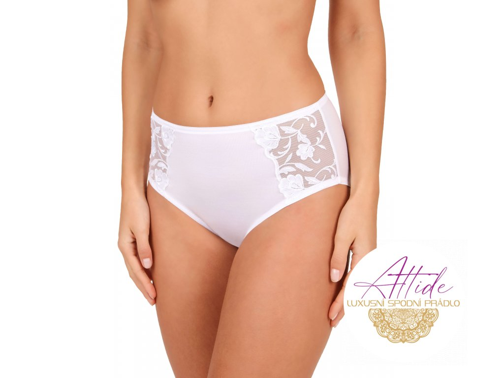 Felina moments briefs 1319 white front