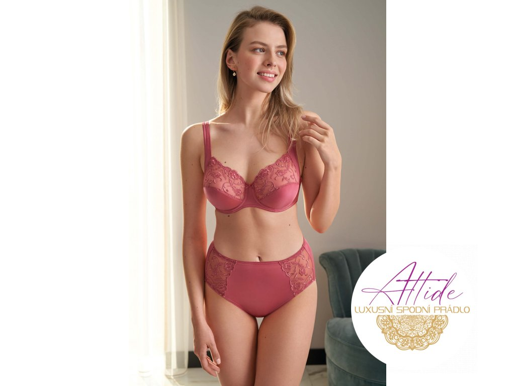 felina moments bra with wire 519 pants 1319 barberry red colour