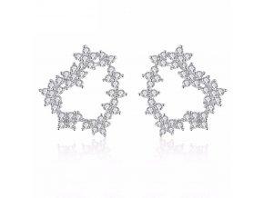 Nausnice krystalove srdicko1