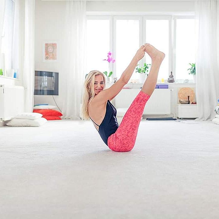 Úterní hatha yoga s meditací