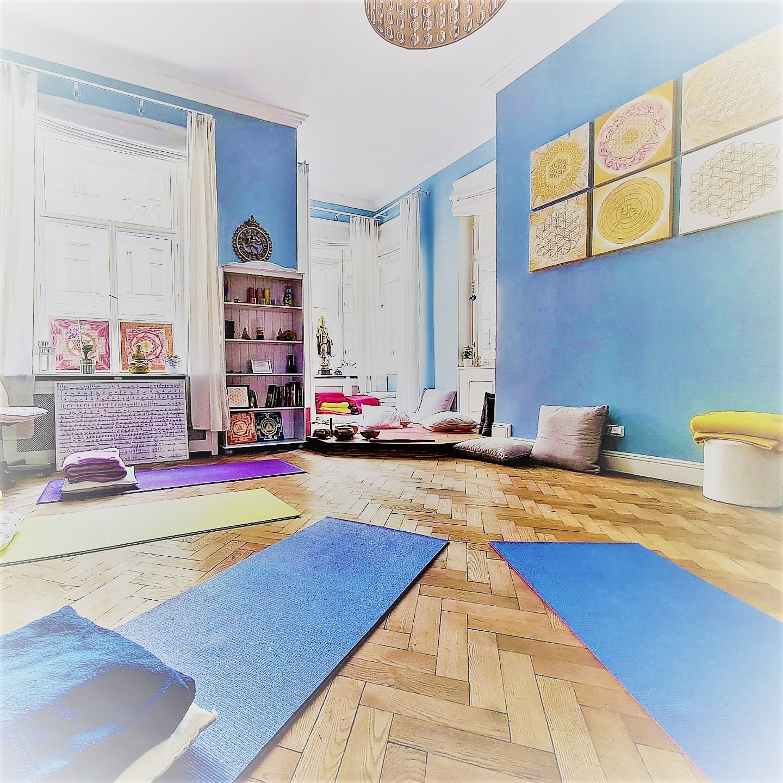 Čakrová jóga nový čakrový systém workshop