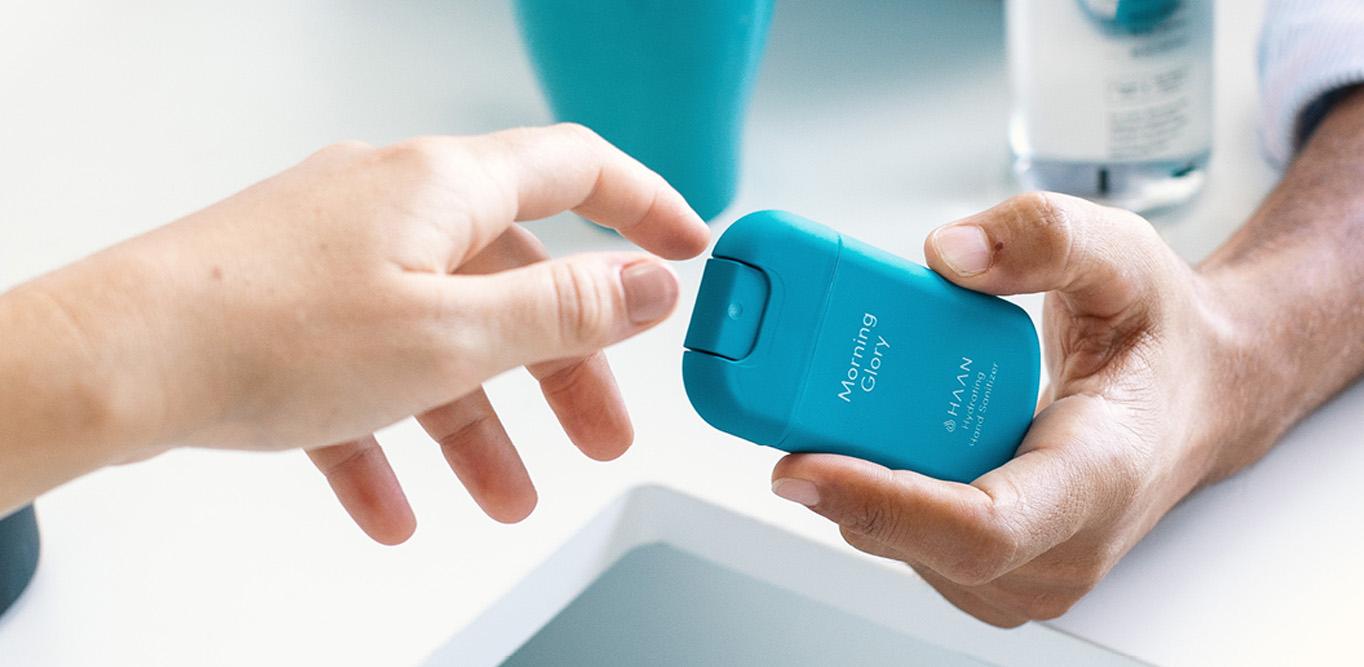 Účinný antibakteriální sprej na ruce! Likviduje viry i bakterie