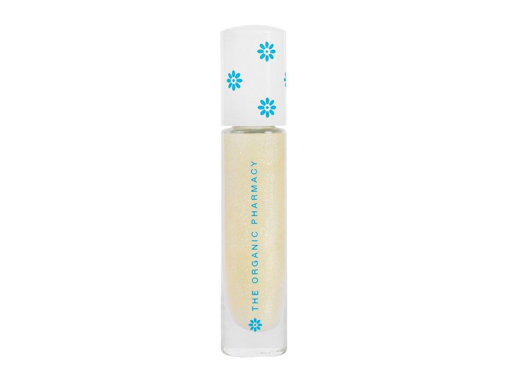 the organic pharmacy volumising balm gloss sparkle 5060373520586 AURIO 1