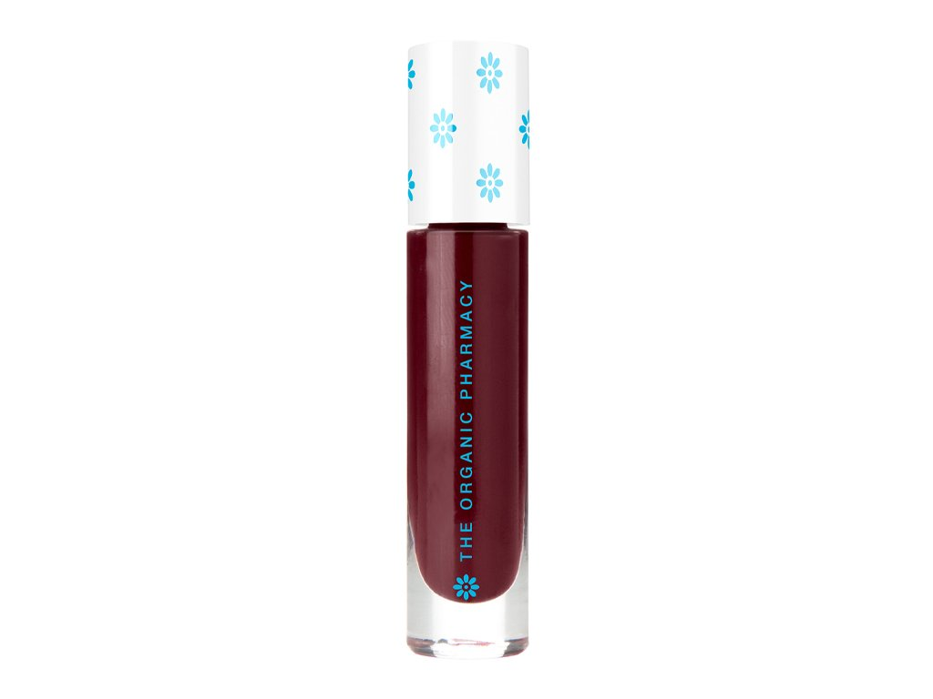the organic pharmacy plumping liquid lipstick red 5060373525192 AURIO 0