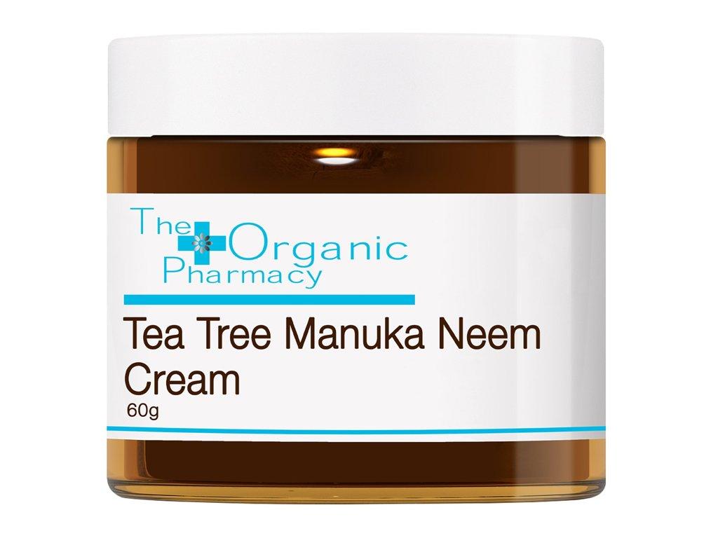 The Organic Pharmacy Tea Tree Manuka Neem Cream5060063493794 AURIO 1