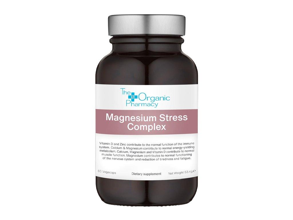 The Organic Pharmacy Calcium & Magnesium Complex antistresové minerály s hořčíkem
