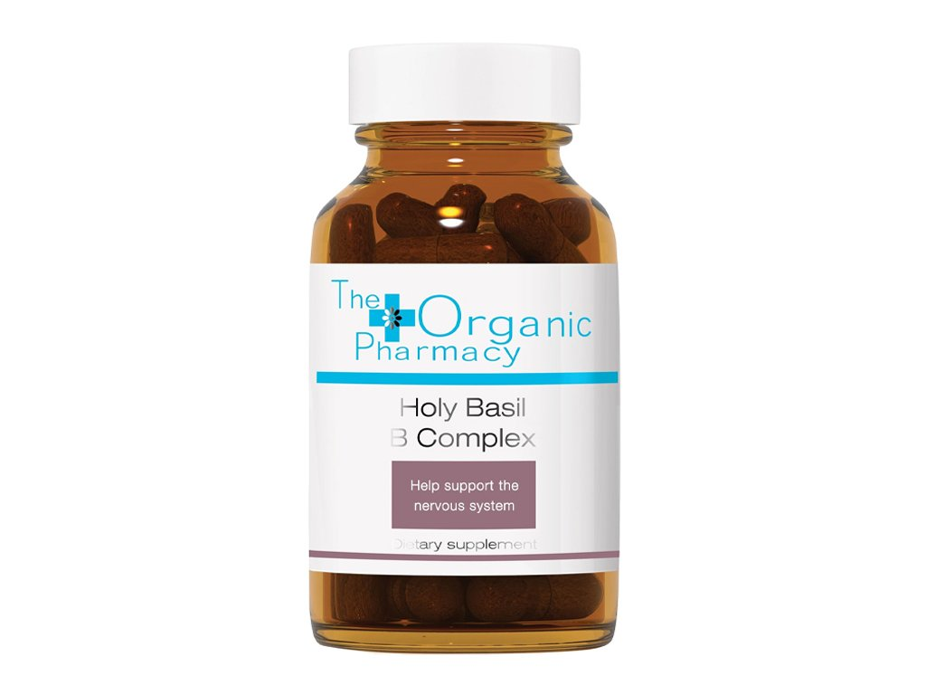 the organic pharmacy holy basil b komplex 5060063495958 AURIO 0