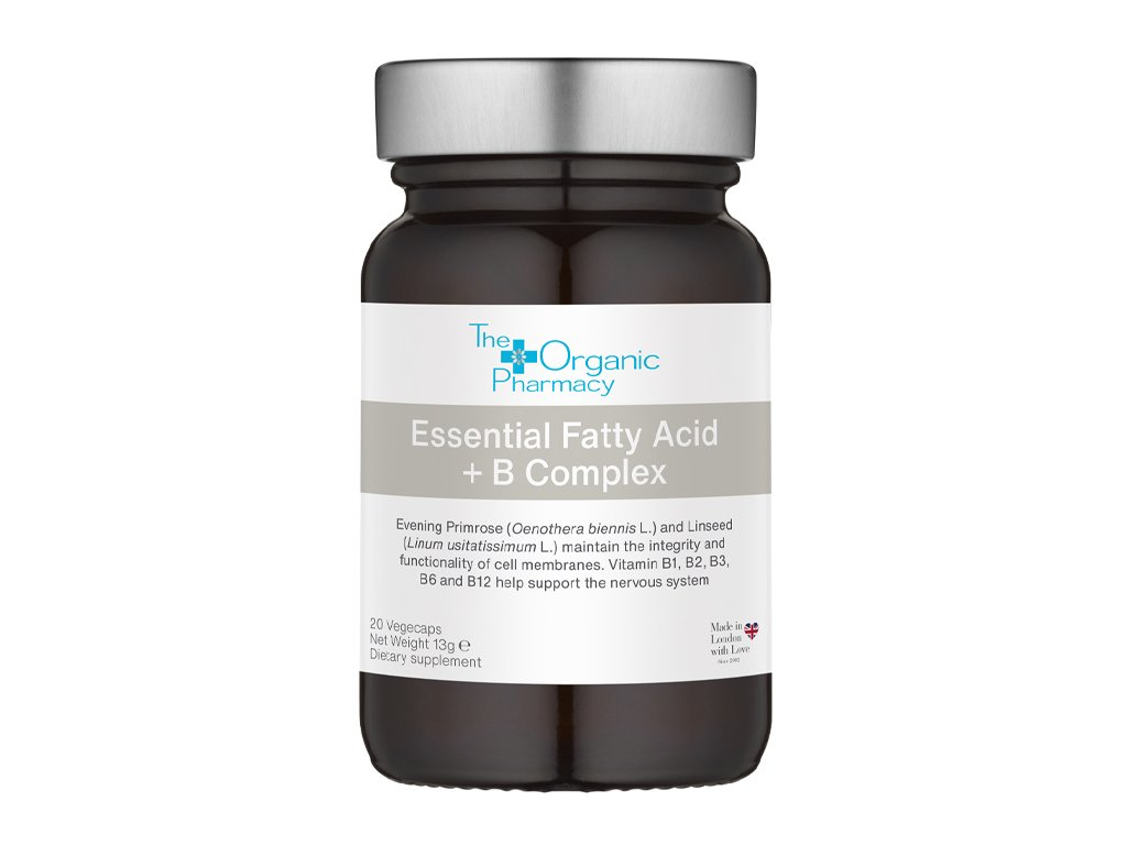 the organic pharmacy new essential falty acid b komplex 5060373521170 AURIO 1v