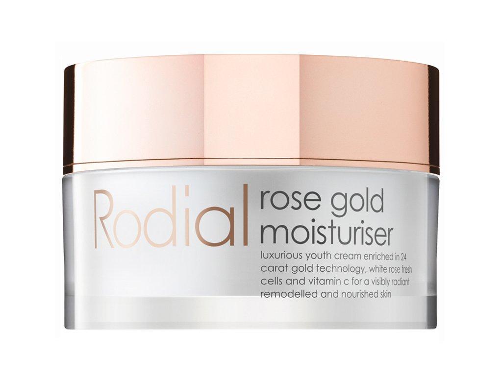 RODIAL ROSE GOLD MOISTURISER 15ML aurio